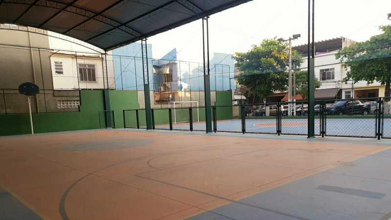 21. - Casa de Vila 2 quartos à venda Praça Seca, Rio de Janeiro - R$ 290.000 - FRCV20031 - 22