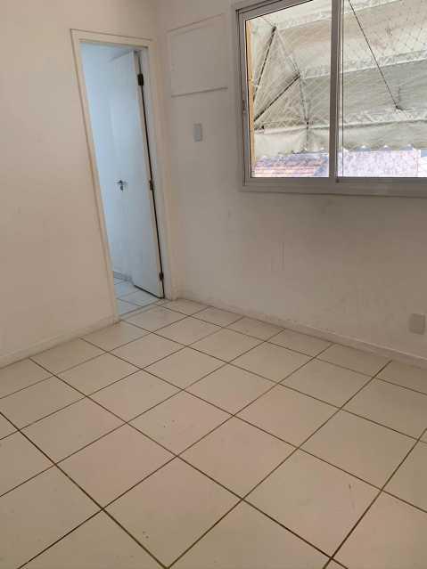 7 - QUARTO SUÍTE. - Apartamento 2 quartos à venda Engenho Novo, Rio de Janeiro - R$ 223.000 - MEAP21171 - 8