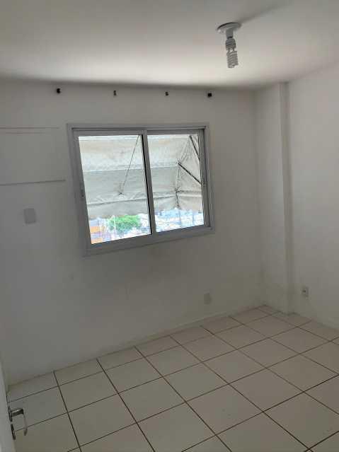 8 - QUARTO SUÍTE. - Apartamento 2 quartos à venda Engenho Novo, Rio de Janeiro - R$ 223.000 - MEAP21171 - 9