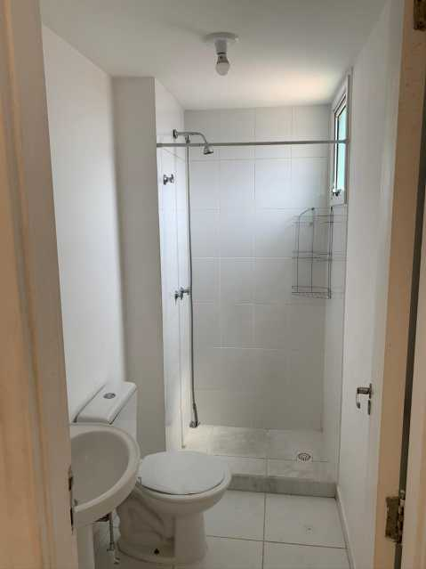 9 - BANHEIRO SUÍTE. - Apartamento 2 quartos à venda Engenho Novo, Rio de Janeiro - R$ 223.000 - MEAP21171 - 10