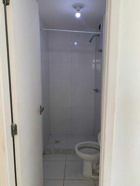 11 - BANHEIRO SOCIAL. - Apartamento 2 quartos à venda Engenho Novo, Rio de Janeiro - R$ 223.000 - MEAP21171 - 12