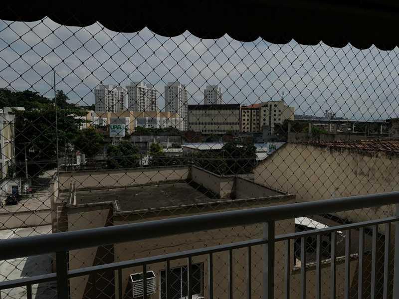 15 - VISTA DO IMÓVEL. - Apartamento 2 quartos à venda Engenho Novo, Rio de Janeiro - R$ 223.000 - MEAP21171 - 16