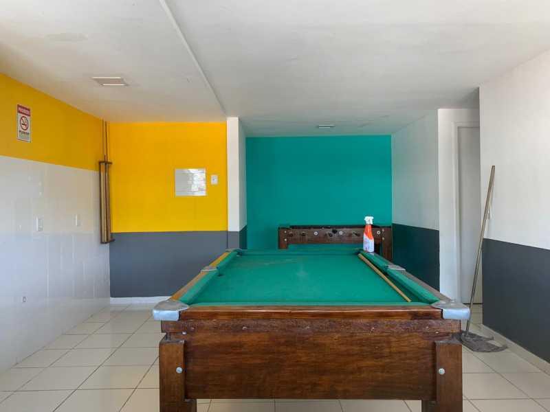 16 - SALÃO DE JOGOS. - Apartamento 2 quartos à venda Engenho Novo, Rio de Janeiro - R$ 223.000 - MEAP21171 - 17