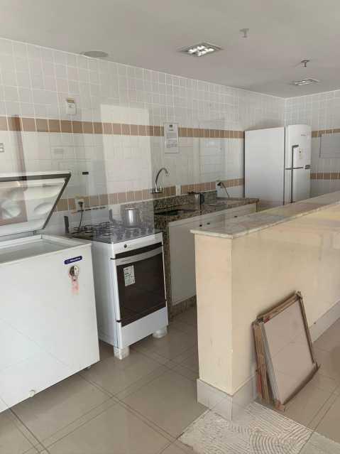 18 - SALÃO DE FESTAS. - Apartamento 2 quartos à venda Engenho Novo, Rio de Janeiro - R$ 223.000 - MEAP21171 - 19