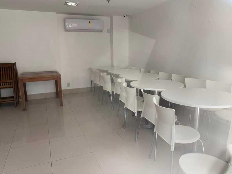 19 - SALÃO DE FESTAS. - Apartamento 2 quartos à venda Engenho Novo, Rio de Janeiro - R$ 223.000 - MEAP21171 - 20