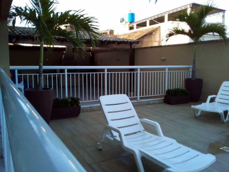 22 - PISCINA. - Apartamento 2 quartos à venda Engenho Novo, Rio de Janeiro - R$ 223.000 - MEAP21171 - 23
