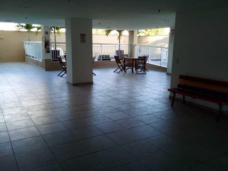 24 - SALÃO DE FESTAS. - Apartamento 2 quartos à venda Engenho Novo, Rio de Janeiro - R$ 223.000 - MEAP21171 - 25