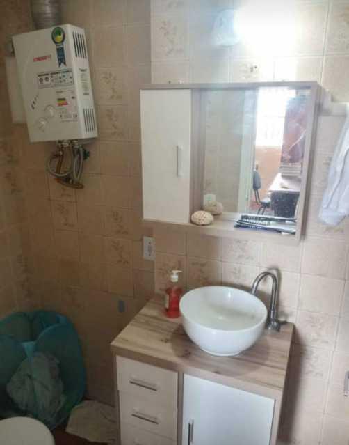5 - BANHEIRO SOCIAL - Apartamento 3 quartos à venda Cachambi, Rio de Janeiro - R$ 280.000 - MEAP30369 - 7