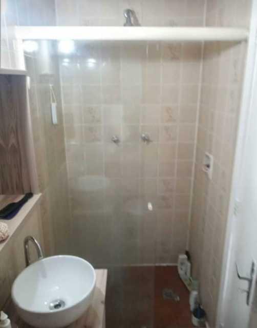 6 - BANHEIRO SOCIAL - Apartamento 3 quartos à venda Cachambi, Rio de Janeiro - R$ 280.000 - MEAP30369 - 8