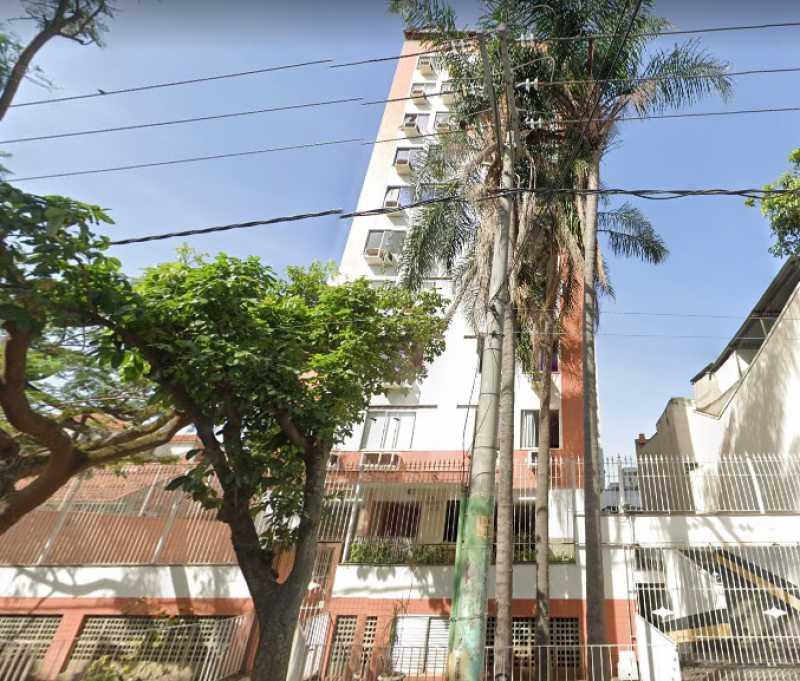 fachada rua getulio - Apartamento 3 quartos à venda Cachambi, Rio de Janeiro - R$ 280.000 - MEAP30369 - 1