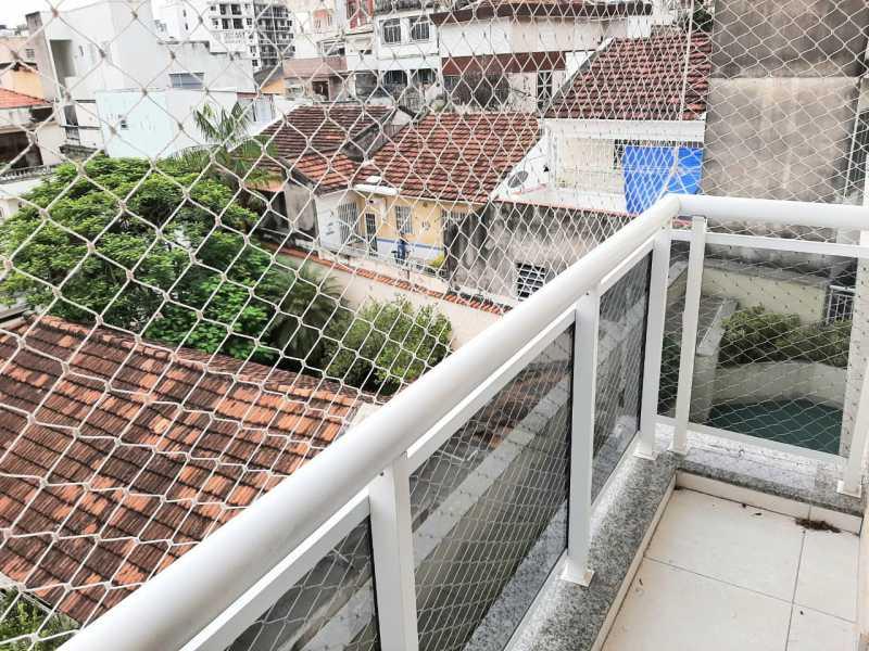 2 - Apartamento 3 quartos à venda Tijuca, Rio de Janeiro - R$ 812.000 - MEAP30374 - 7