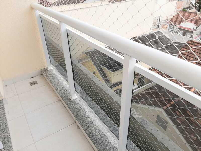 5 - Apartamento 3 quartos à venda Tijuca, Rio de Janeiro - R$ 812.000 - MEAP30374 - 10