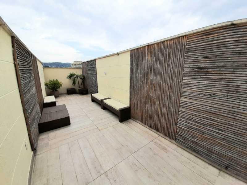 24 - Apartamento 3 quartos à venda Tijuca, Rio de Janeiro - R$ 812.000 - MEAP30374 - 25