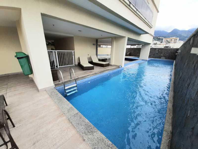 26 - Apartamento 3 quartos à venda Tijuca, Rio de Janeiro - R$ 812.000 - MEAP30374 - 27