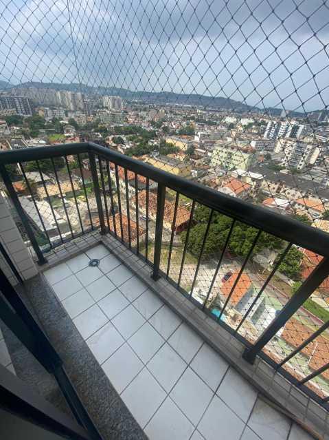IMG-20210522-WA0100 - Cobertura 3 quartos à venda Cachambi, Rio de Janeiro - R$ 450.000 - MECO30042 - 6