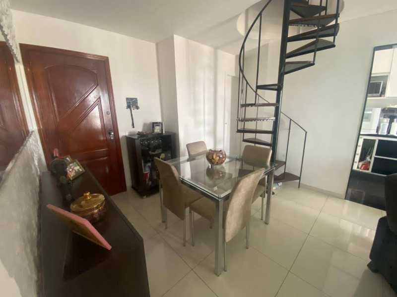 IMG-20210522-WA0102 - Cobertura 3 quartos à venda Cachambi, Rio de Janeiro - R$ 450.000 - MECO30042 - 4