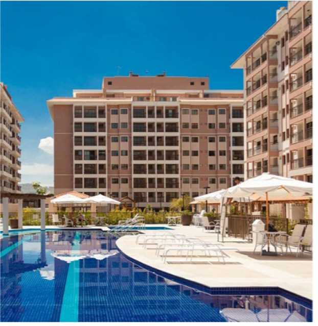 2 - Cobertura 3 quartos à venda Taquara, Rio de Janeiro - R$ 650.000 - FRCO30184 - 3