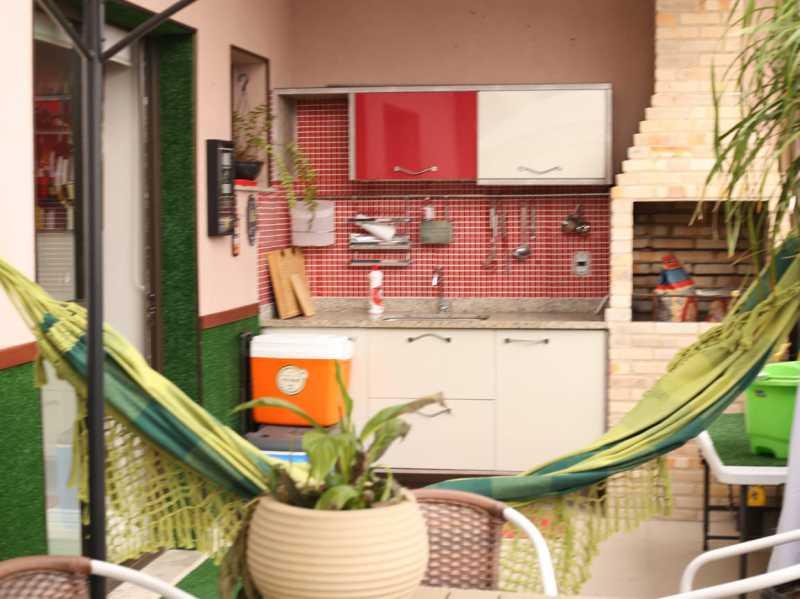 3 - Cobertura 3 quartos à venda Taquara, Rio de Janeiro - R$ 650.000 - FRCO30184 - 4