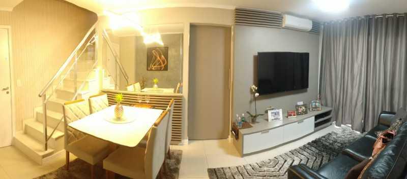 4 - Cobertura 3 quartos à venda Taquara, Rio de Janeiro - R$ 650.000 - FRCO30184 - 5