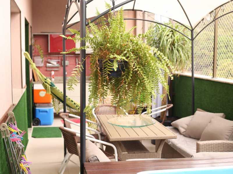 17 - Cobertura 3 quartos à venda Taquara, Rio de Janeiro - R$ 650.000 - FRCO30184 - 15