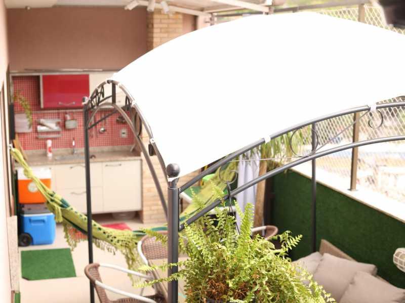 24 - Cobertura 3 quartos à venda Taquara, Rio de Janeiro - R$ 650.000 - FRCO30184 - 21