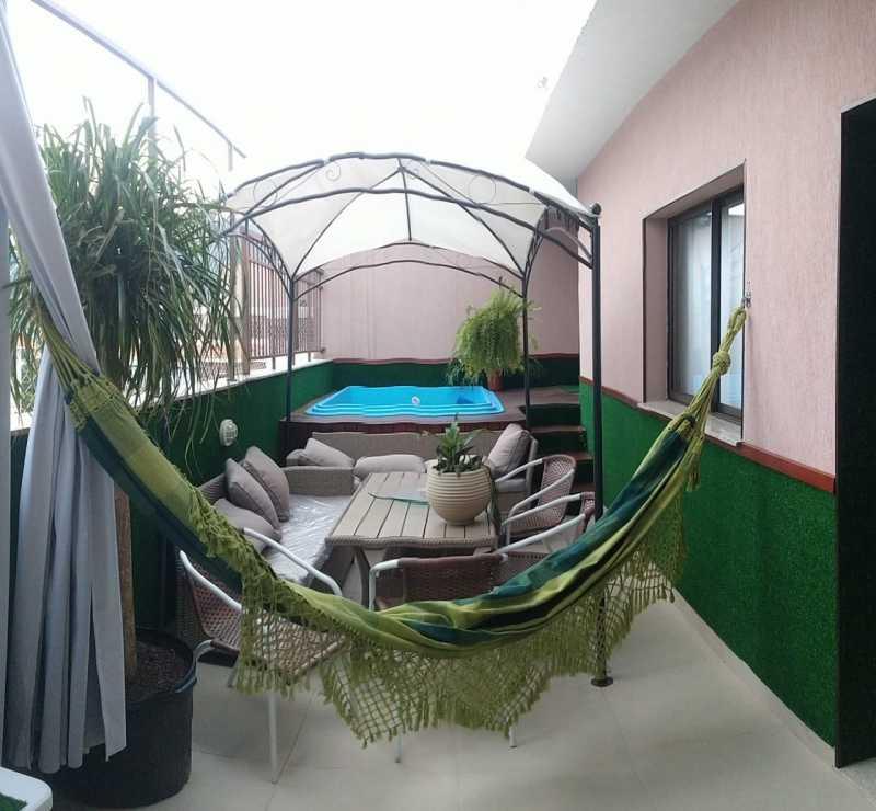 27 - Cobertura 3 quartos à venda Taquara, Rio de Janeiro - R$ 650.000 - FRCO30184 - 24