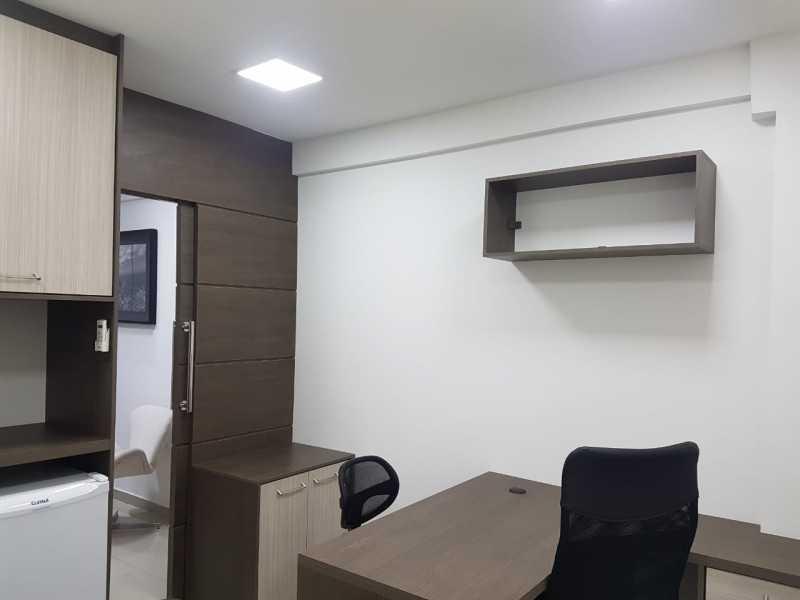4 - Sala Comercial 21m² à venda Pechincha, Rio de Janeiro - R$ 140.000 - FRSL00136 - 5