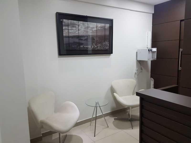 6 - Sala Comercial 21m² à venda Pechincha, Rio de Janeiro - R$ 140.000 - FRSL00136 - 7