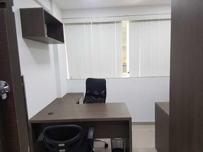 8 - Sala Comercial 21m² à venda Pechincha, Rio de Janeiro - R$ 140.000 - FRSL00136 - 9