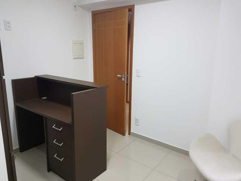 10 - Sala Comercial 21m² à venda Pechincha, Rio de Janeiro - R$ 140.000 - FRSL00136 - 11