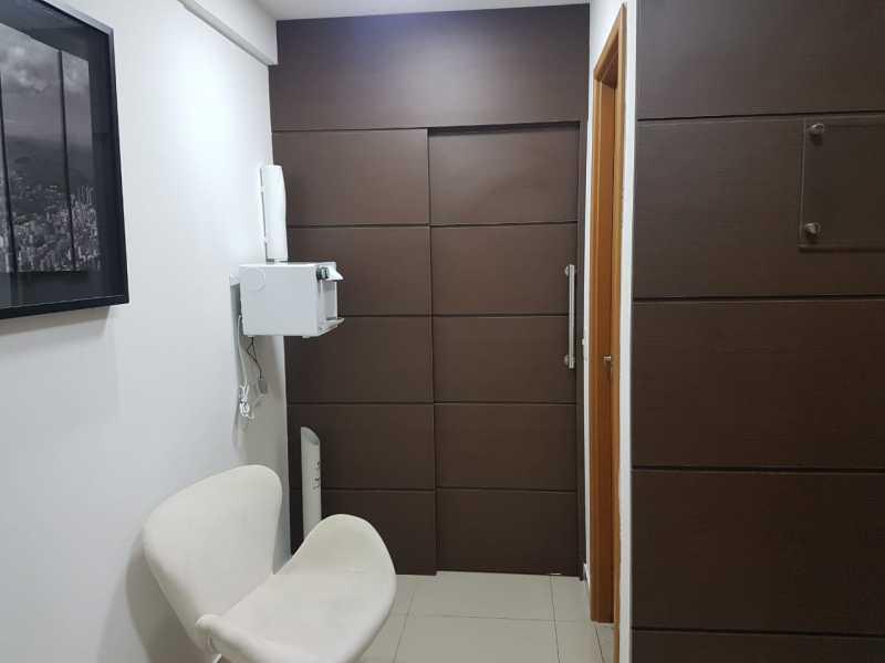 12 - Sala Comercial 21m² à venda Pechincha, Rio de Janeiro - R$ 140.000 - FRSL00136 - 13