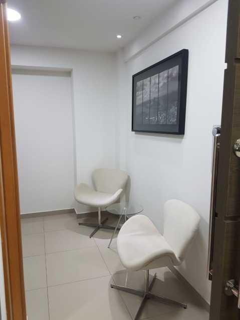 20 - Sala Comercial 21m² à venda Pechincha, Rio de Janeiro - R$ 140.000 - FRSL00136 - 21