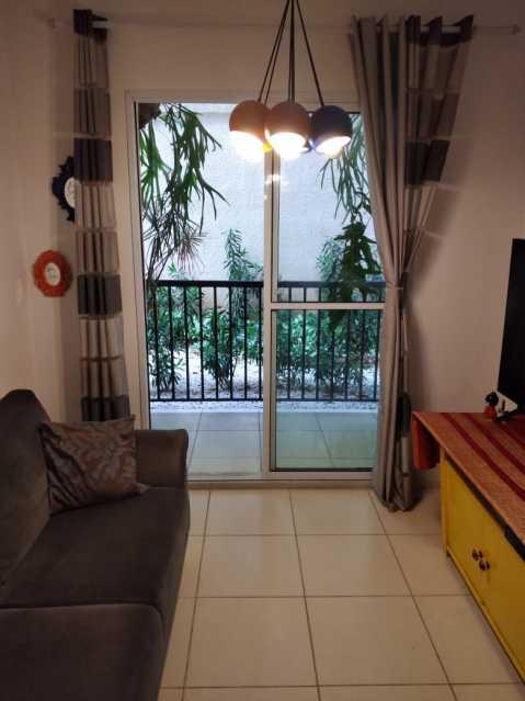 02 - Apartamento 2 quartos à venda Camorim, Rio de Janeiro - R$ 330.000 - FRAP21697 - 3