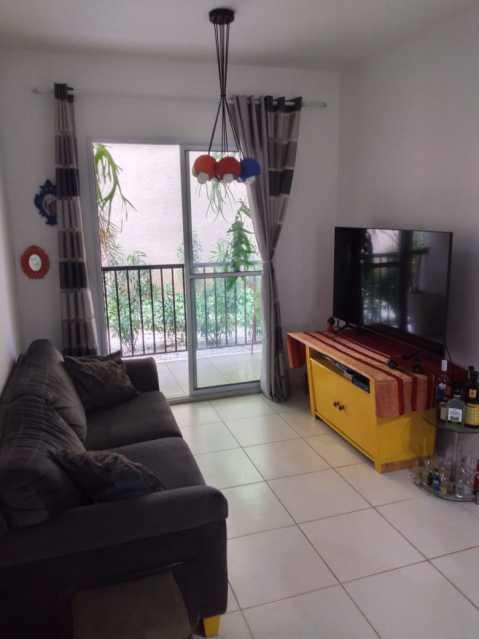 03 - Apartamento 2 quartos à venda Camorim, Rio de Janeiro - R$ 330.000 - FRAP21697 - 4