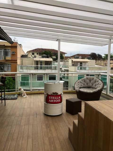 nelson3 - Copia - Casa em Condomínio 3 quartos à venda Vila Valqueire, Rio de Janeiro - R$ 580.000 - MECN30021 - 3