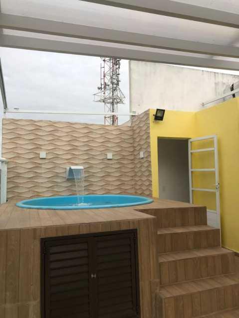nelson8 - Casa em Condomínio 3 quartos à venda Vila Valqueire, Rio de Janeiro - R$ 580.000 - MECN30021 - 1