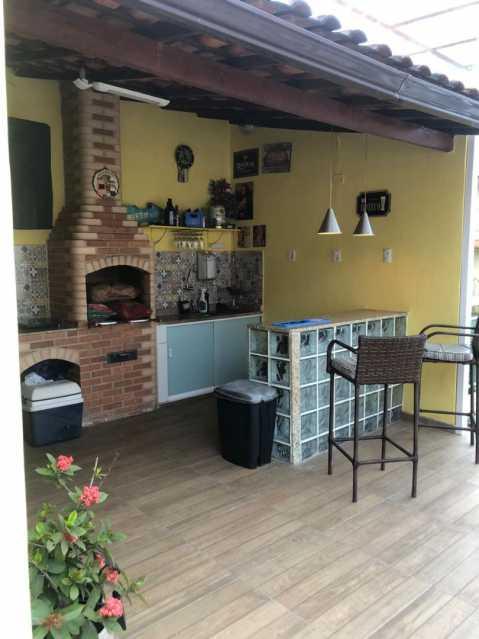 nelson11 - Casa em Condomínio 3 quartos à venda Vila Valqueire, Rio de Janeiro - R$ 580.000 - MECN30021 - 4