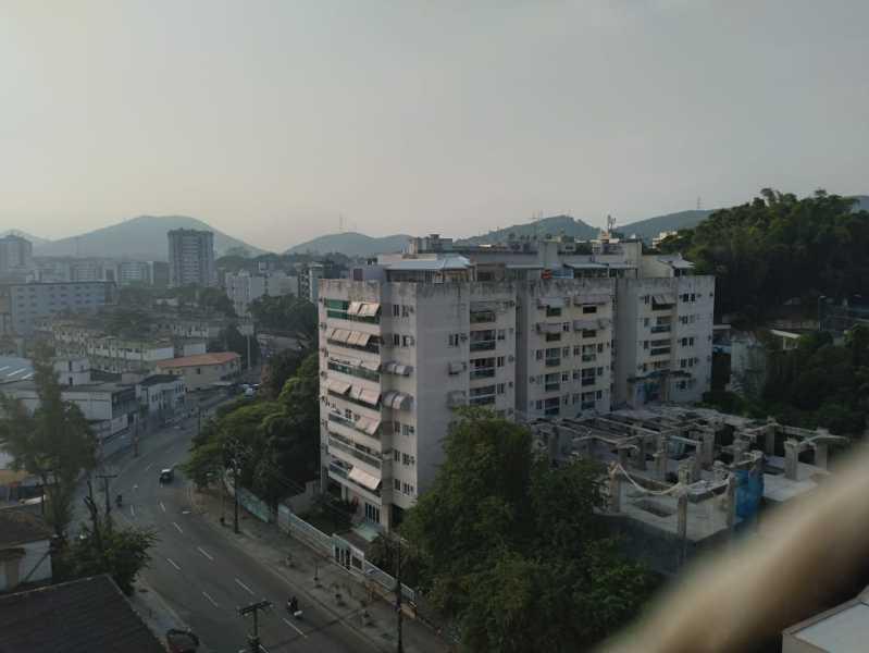 18 - Apartamento 1 quarto para alugar Pechincha, Rio de Janeiro - R$ 900 - FRAP10115 - 18