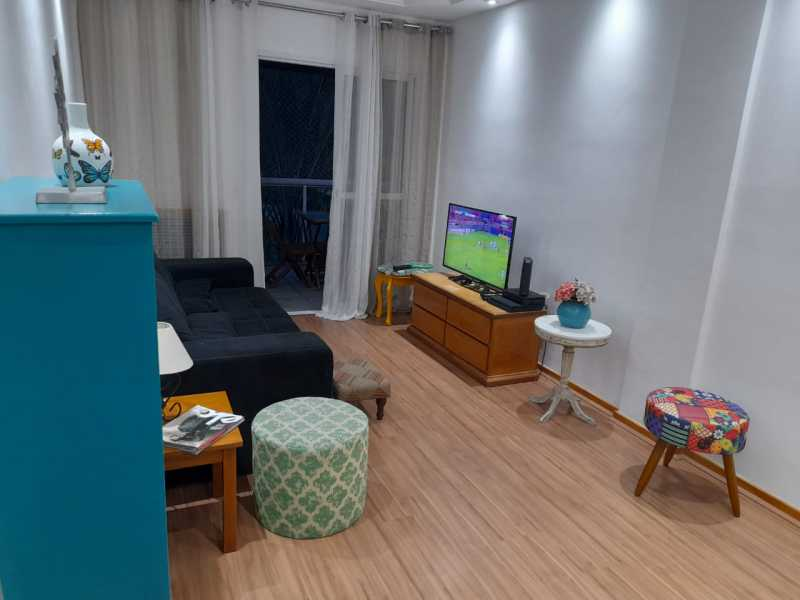 03. - Apartamento 3 quartos à venda Anil, Rio de Janeiro - R$ 490.000 - FRAP30710 - 1