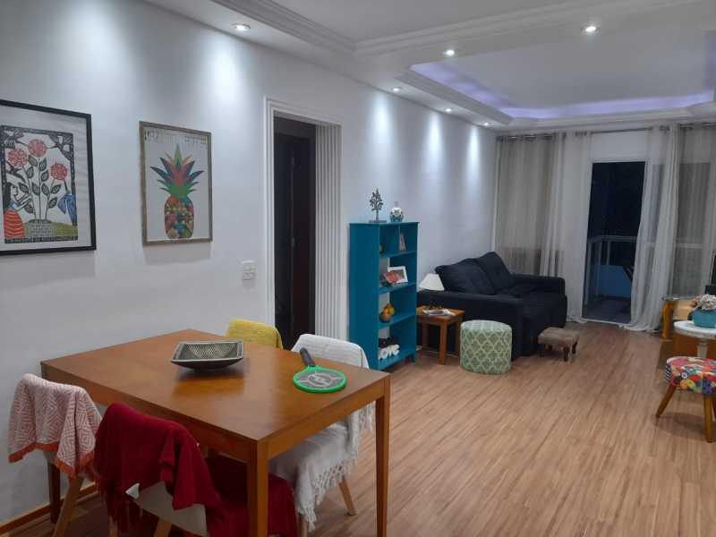 04. - Apartamento 3 quartos à venda Anil, Rio de Janeiro - R$ 490.000 - FRAP30710 - 4