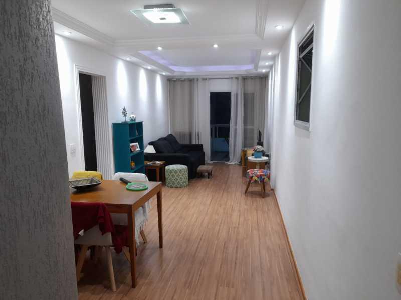 05. - Apartamento 3 quartos à venda Anil, Rio de Janeiro - R$ 490.000 - FRAP30710 - 5