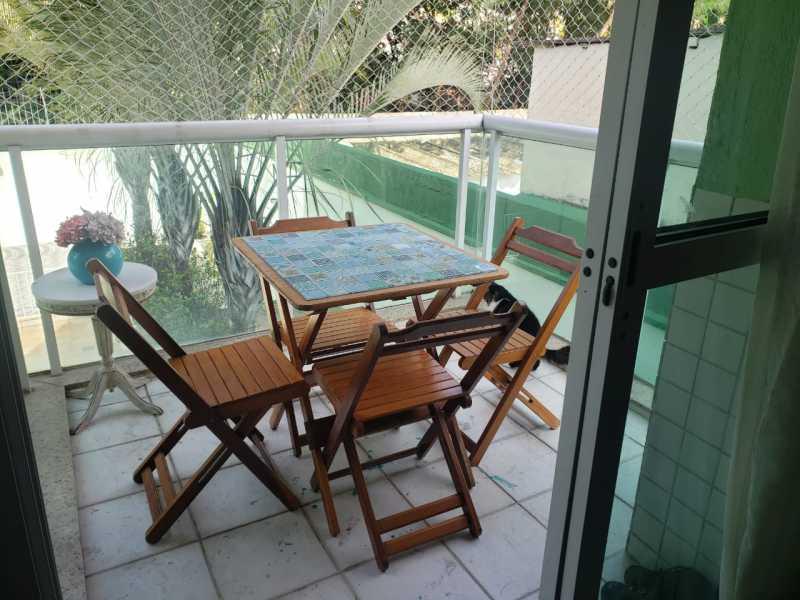 4 - Apartamento 3 quartos à venda Anil, Rio de Janeiro - R$ 490.000 - FRAP30710 - 3
