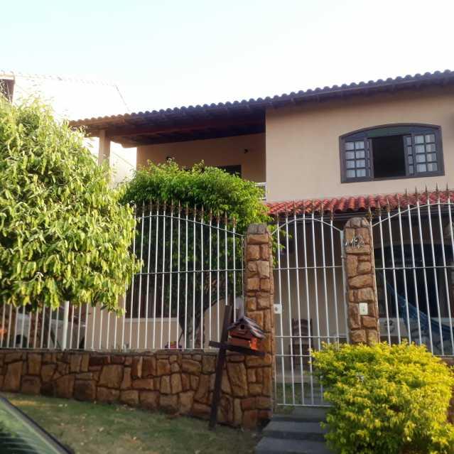 1 - Casa em Condomínio 4 quartos à venda Pechincha, Rio de Janeiro - R$ 729.000 - FRCN40125 - 1