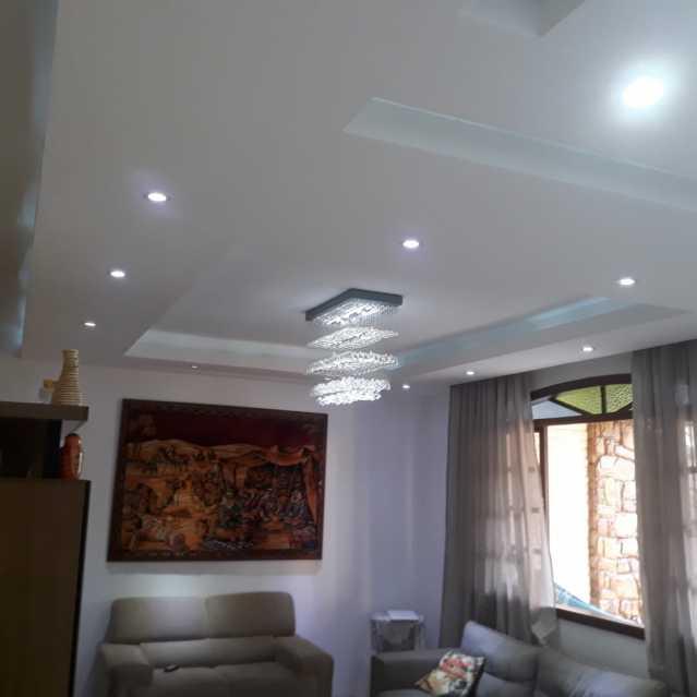 13 - Casa em Condomínio 4 quartos à venda Pechincha, Rio de Janeiro - R$ 729.000 - FRCN40125 - 14