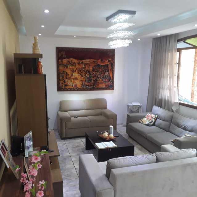 14 - Casa em Condomínio 4 quartos à venda Pechincha, Rio de Janeiro - R$ 729.000 - FRCN40125 - 11