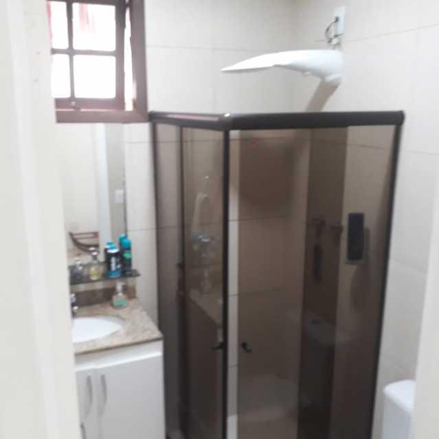 16 - Casa em Condomínio 4 quartos à venda Pechincha, Rio de Janeiro - R$ 729.000 - FRCN40125 - 18