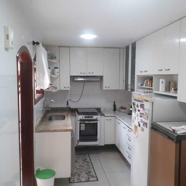 19 - Casa em Condomínio 4 quartos à venda Pechincha, Rio de Janeiro - R$ 729.000 - FRCN40125 - 19