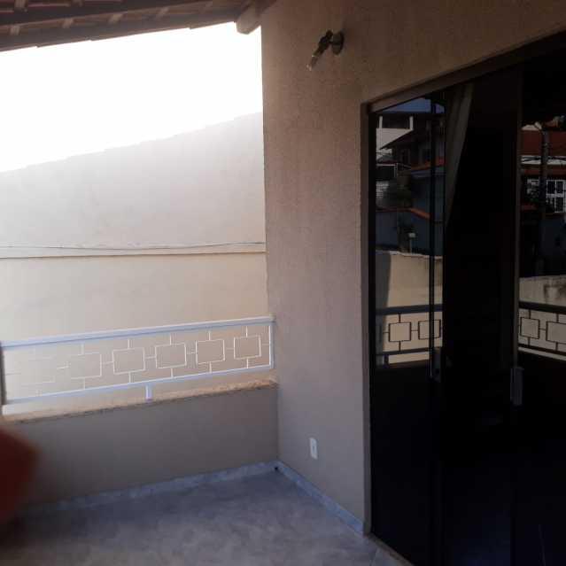 24 - Casa em Condomínio 4 quartos à venda Pechincha, Rio de Janeiro - R$ 729.000 - FRCN40125 - 24