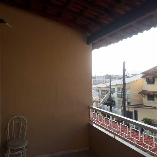 25 - Casa em Condomínio 4 quartos à venda Pechincha, Rio de Janeiro - R$ 729.000 - FRCN40125 - 26
