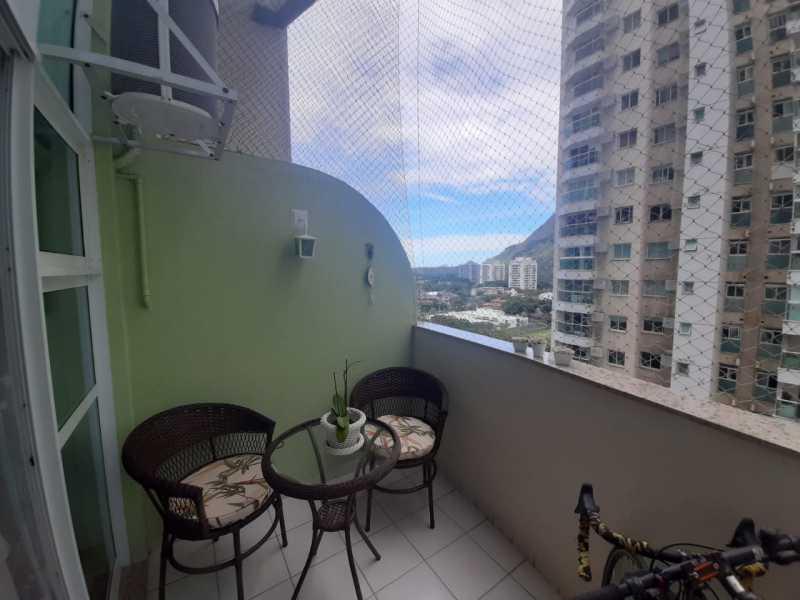 LUCINE15 - Apartamento 2 quartos à venda Recreio dos Bandeirantes, Rio de Janeiro - R$ 550.000 - FRAP21714 - 8
